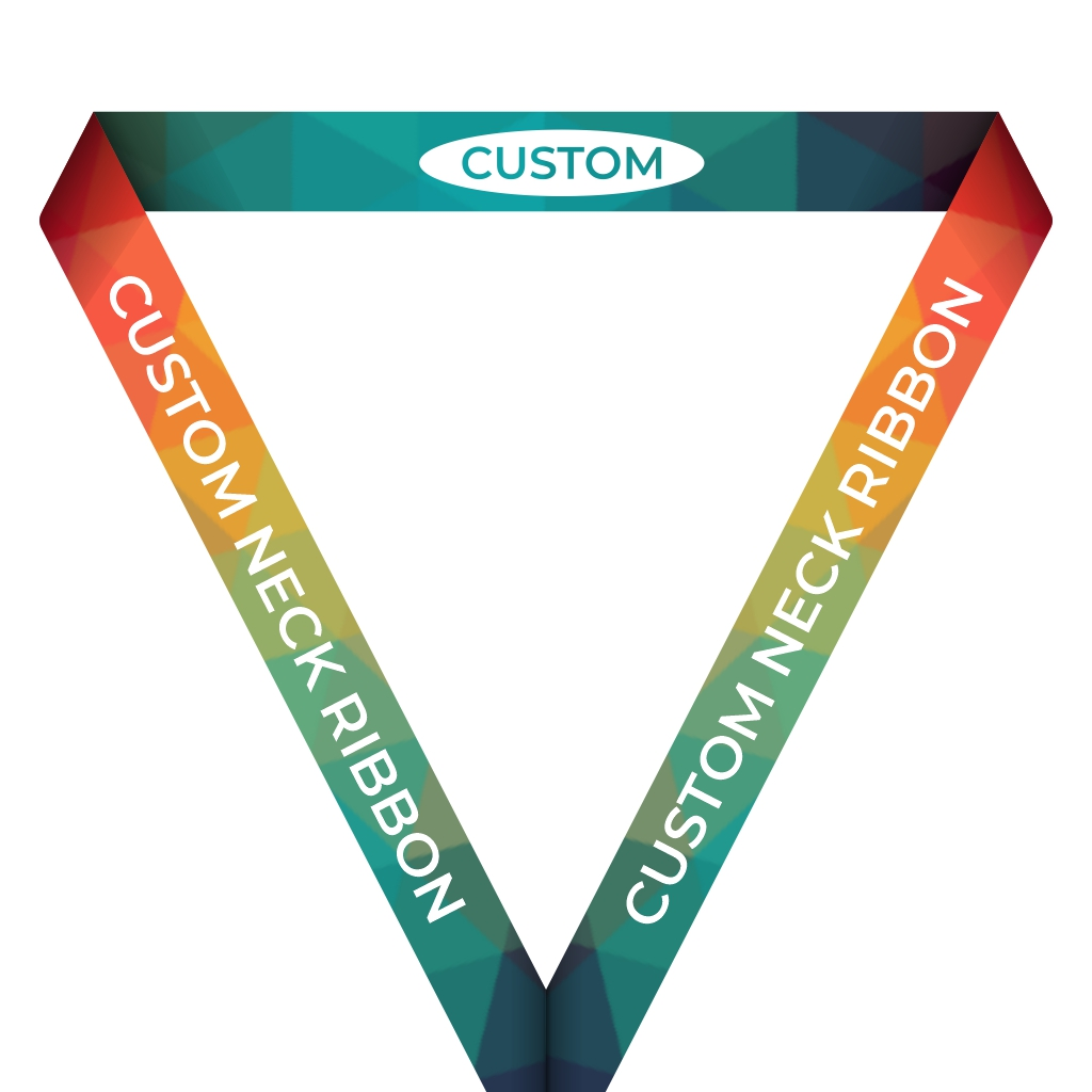 Custom Neck Ribbon